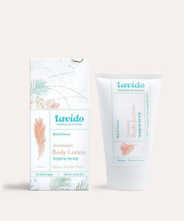 Lavido Coconut Aromatic Body Lotion