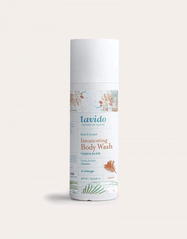 Lavido Coconut Intoxicating Body Wash