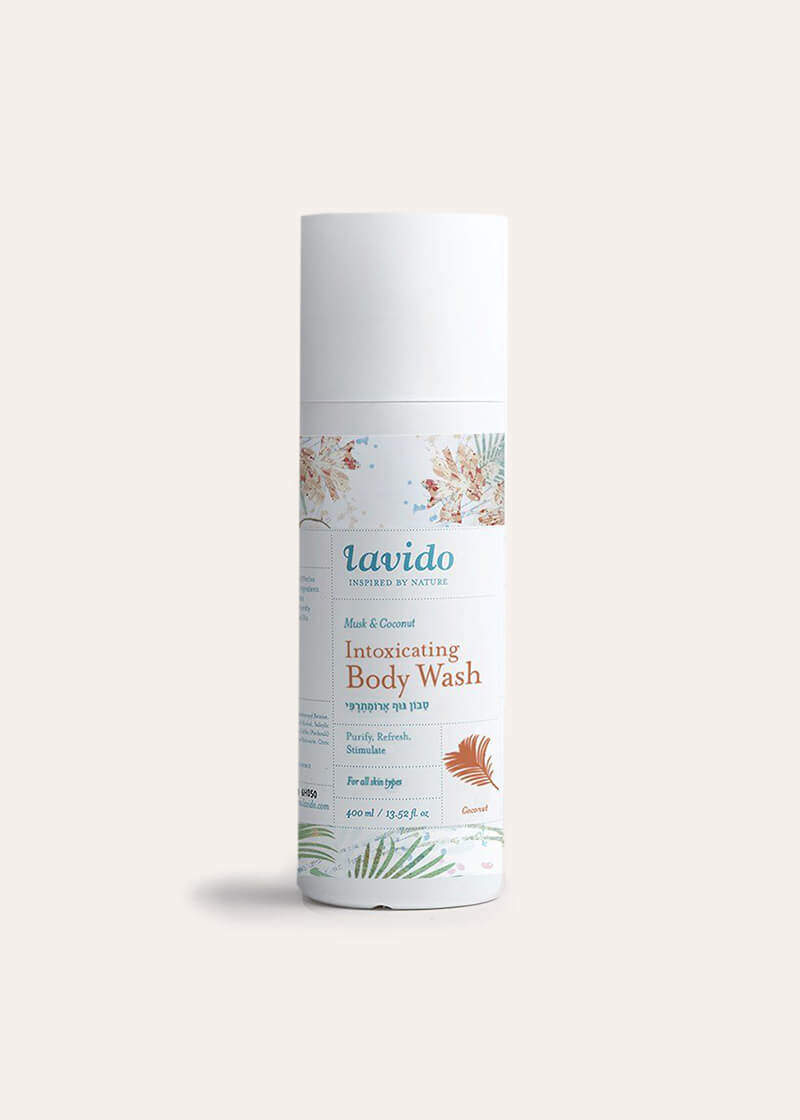 Lavido Coconut Intoxicating Body Wash