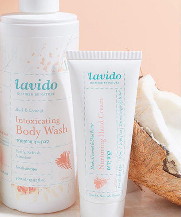 Lavido Coconut Body Care