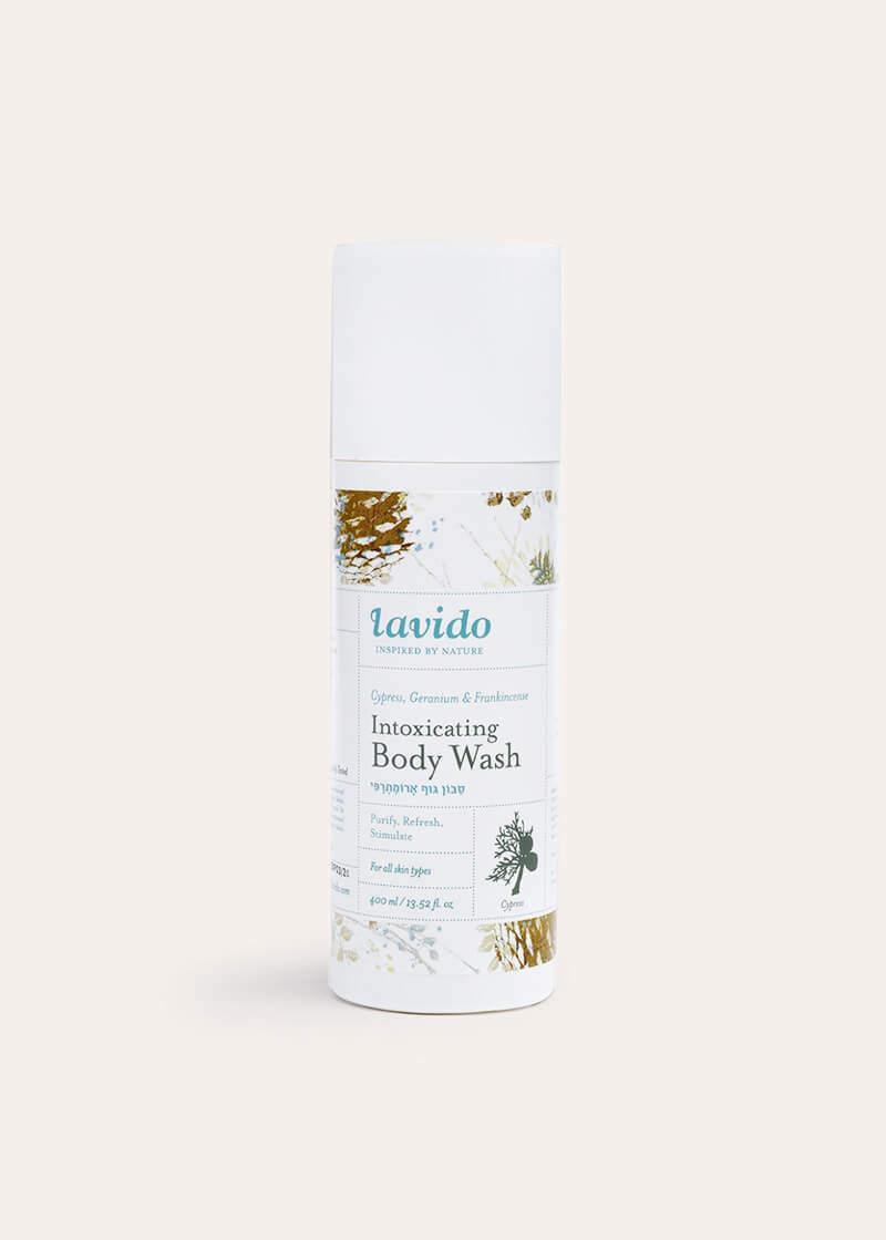 Lavido Cypress Intoxicating Body Wash