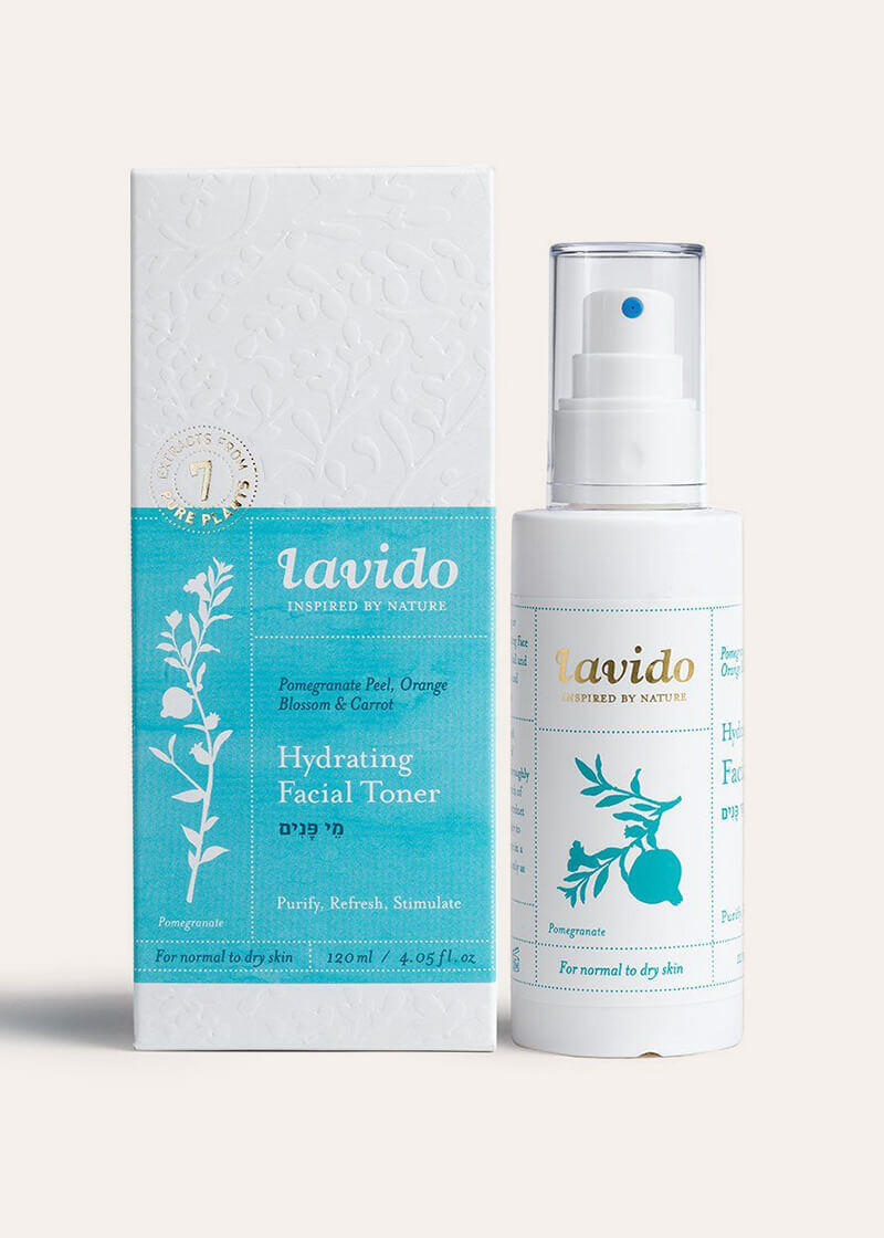 Lavido Hydrating Facial Toner