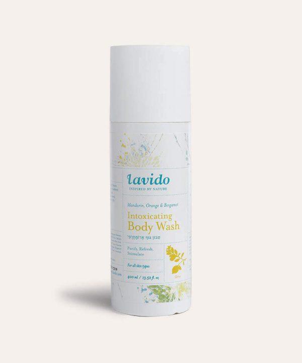 Lavido Mandarin Intoxicating Body Wash
