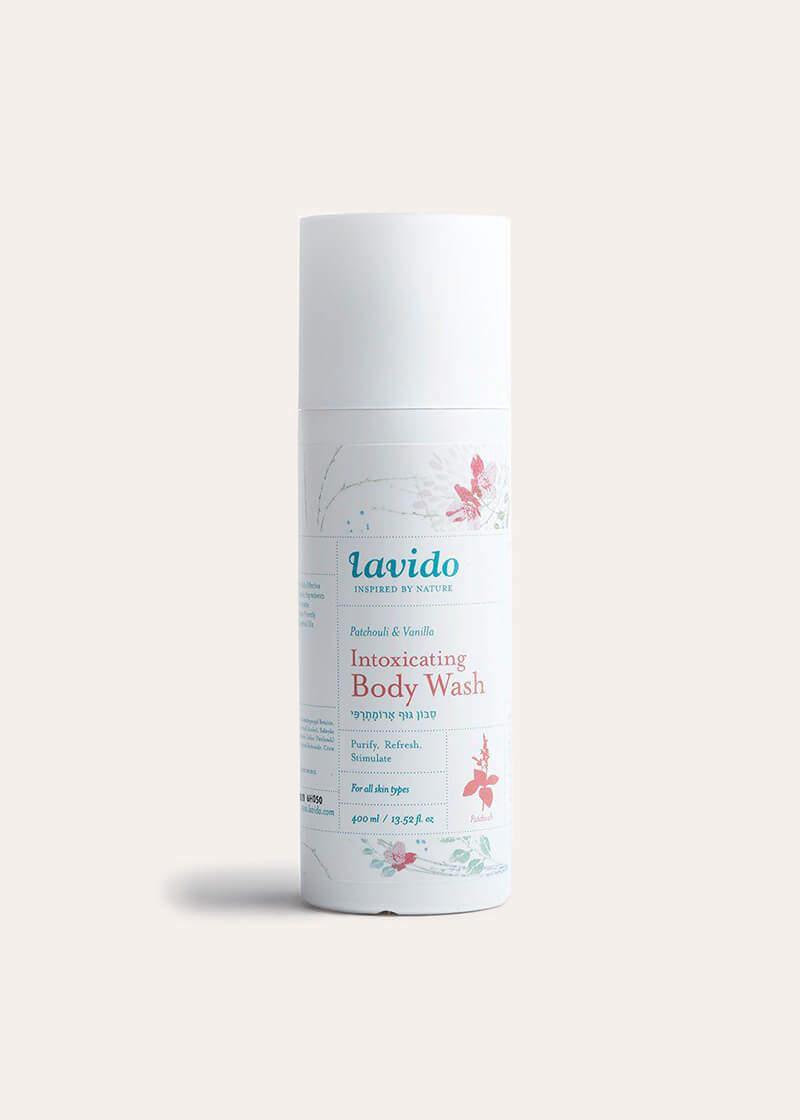 Lavido Patchouli Intoxicating Body Wash
