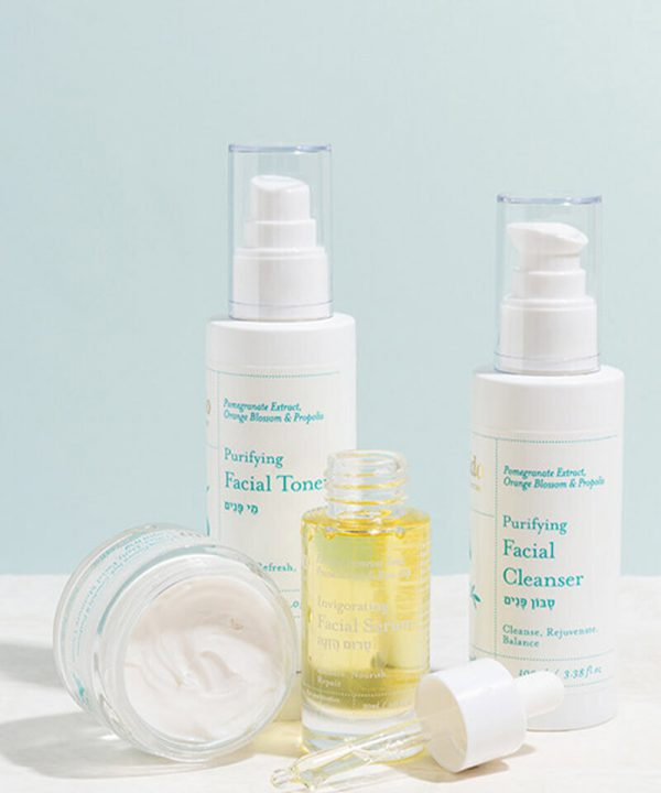 Lavido Replenishing Facial Cleanser