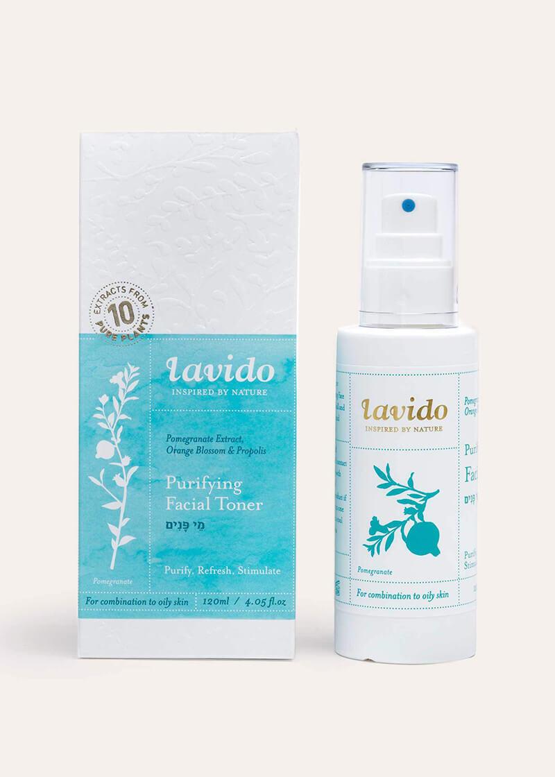Lavido Purifying Facial Toner