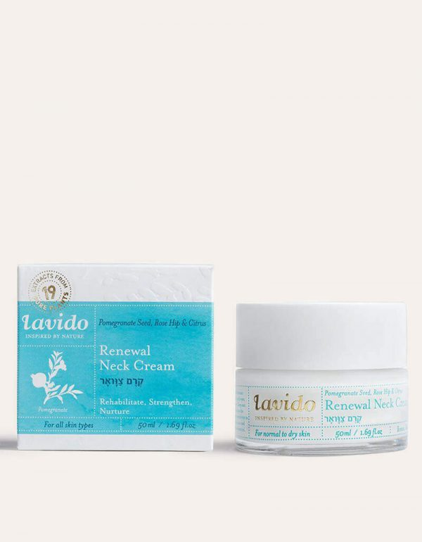 Lavido Renewal Neck Cream