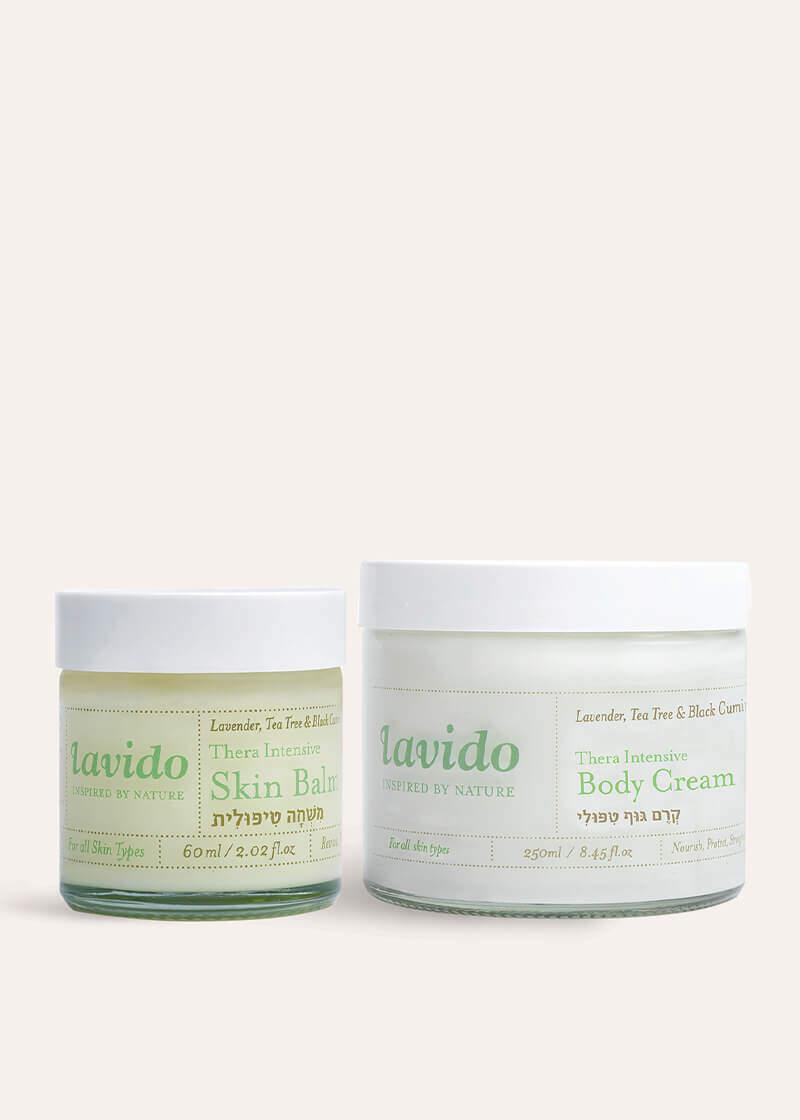 Lavido Skin Relief Duo