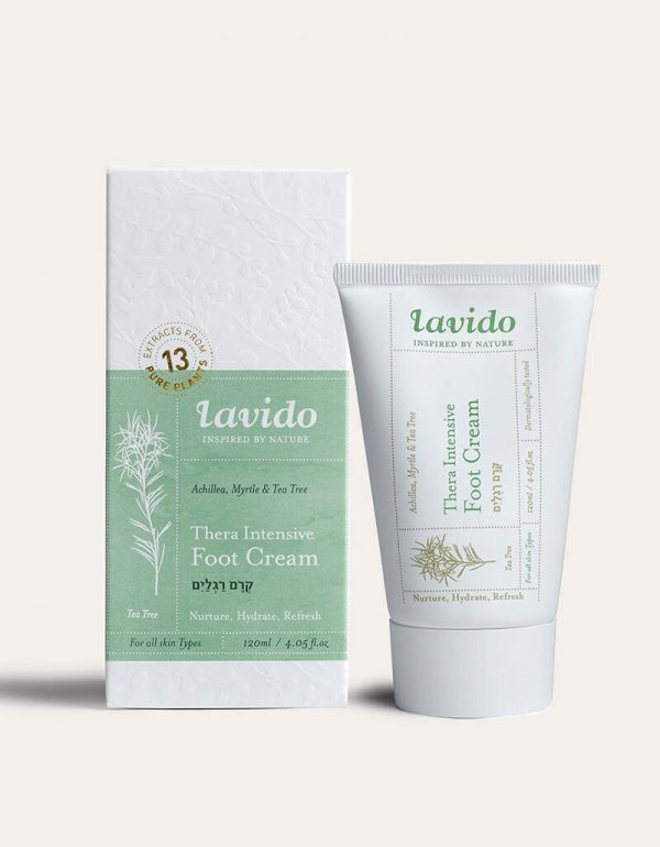 Lavido Thera Intensive Foot Cream
