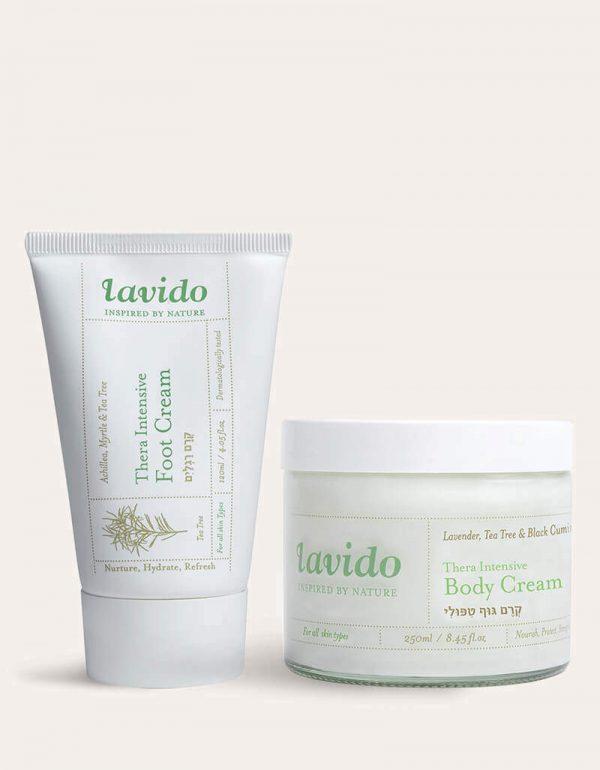 Lavido Thera Intensive Hydration Lichaamsverzorgingsset