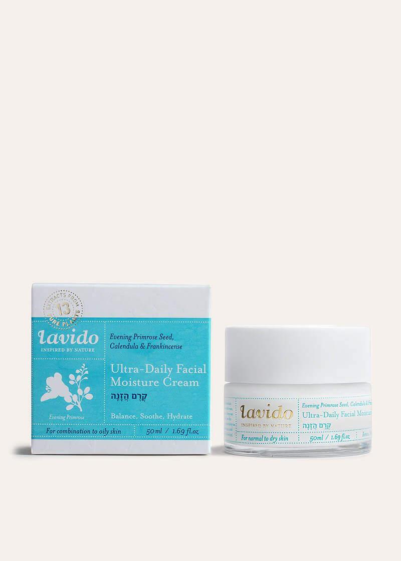 Lavido Ultra Daily Moisture Cream