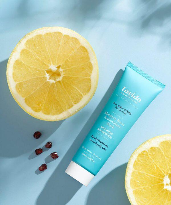 Lavido Moisture Boost Antioxidant Masker met antioxidanten