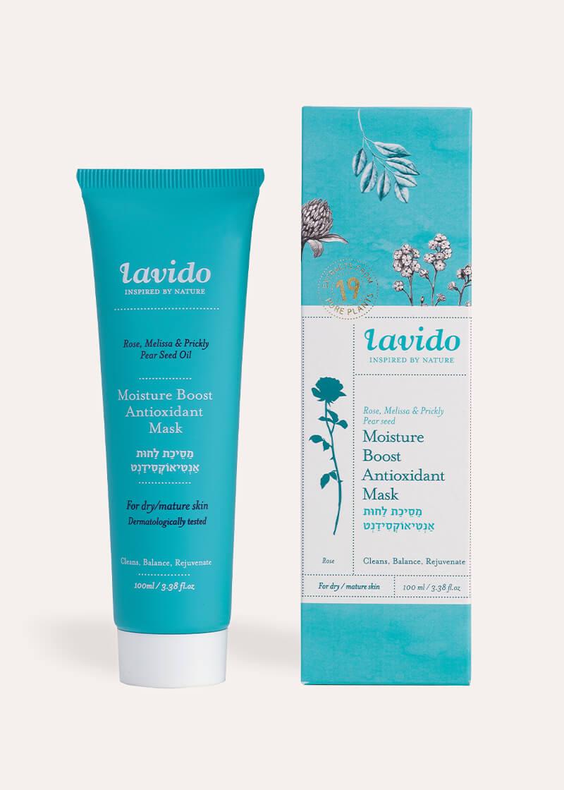 Lavido Moisture Boost Antioxidant Mask