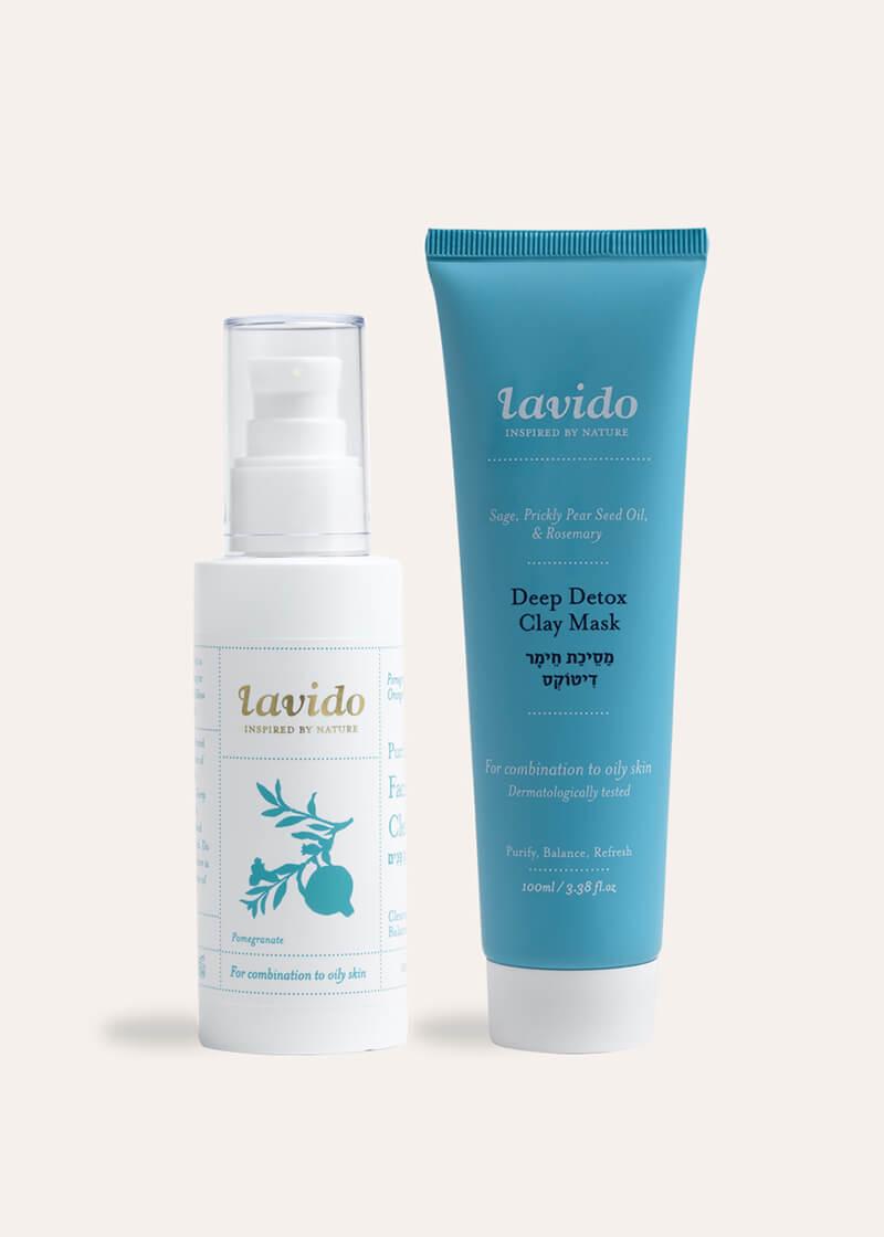 Lavido Oily Skin Duo