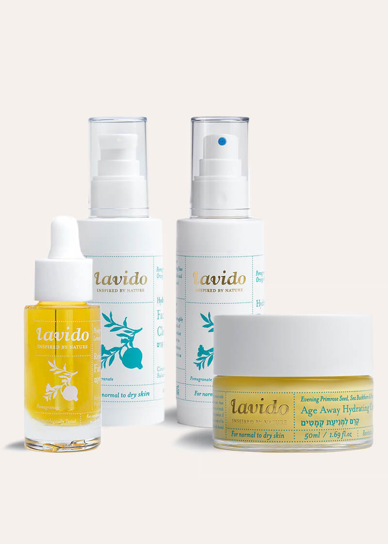 Lavido Hydrating Bundel