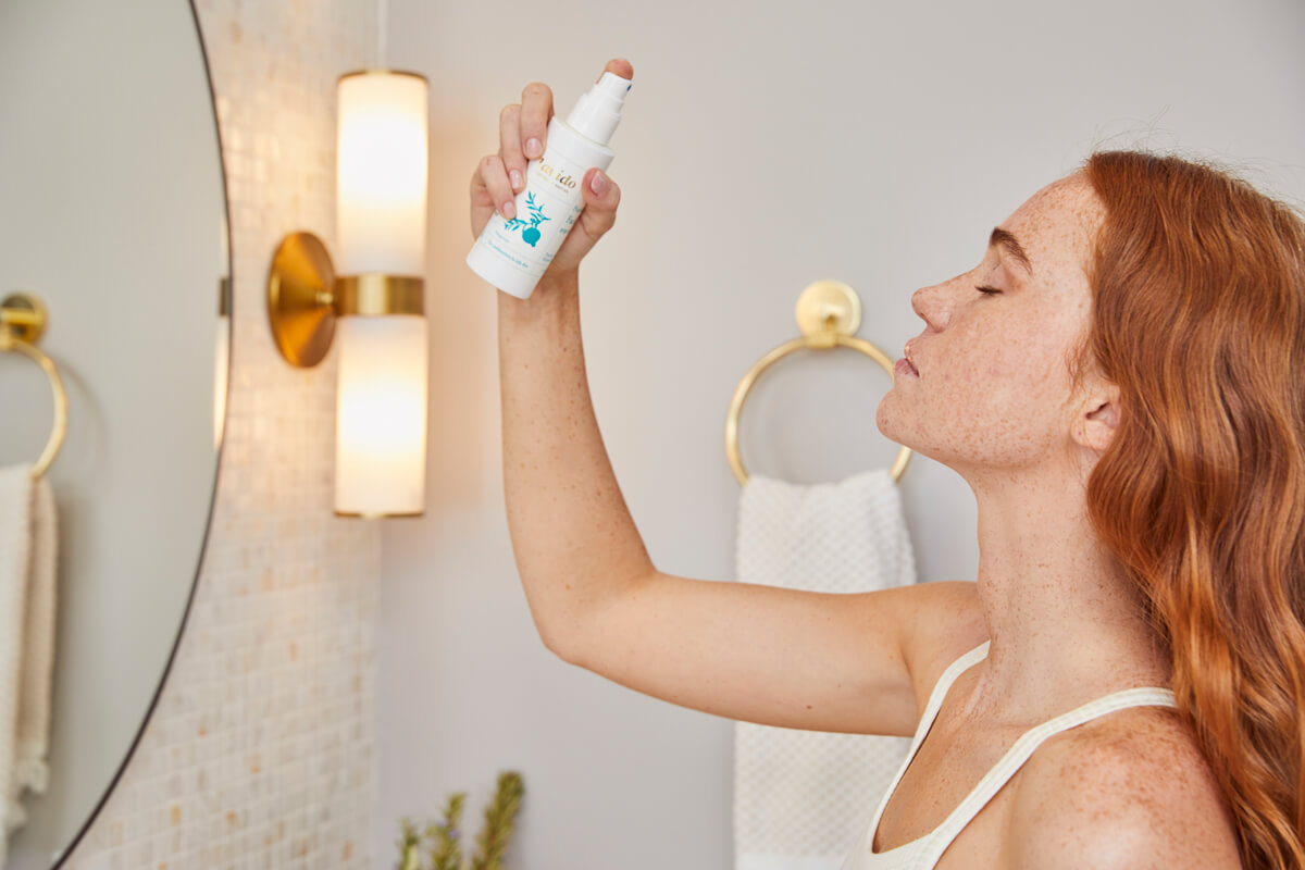How to create an at-home spa experience with Lavido